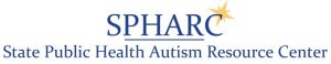 Logo for SPHARC State Public Health Autism Resource Center